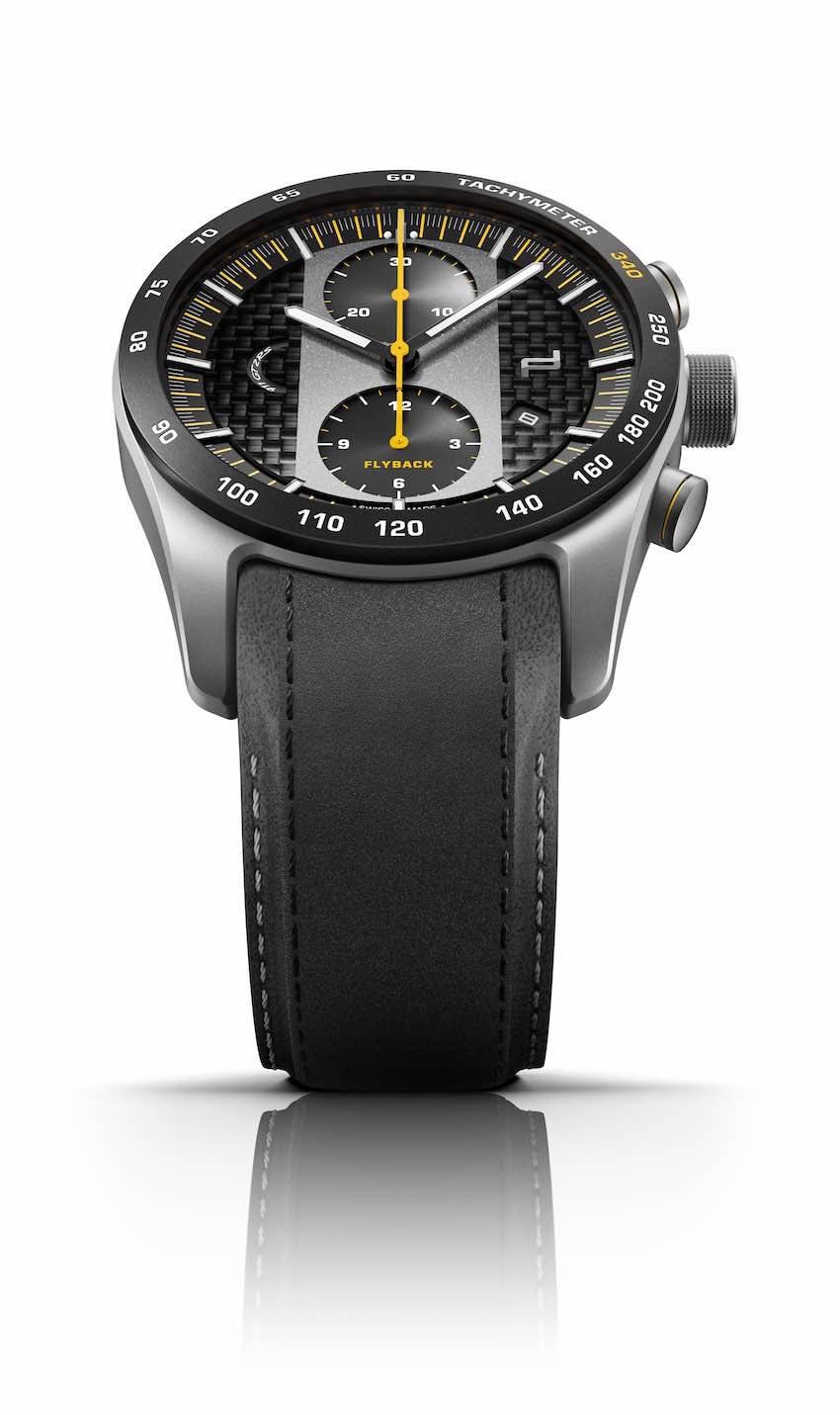 Así es el exclusivo reloj del 911 más potente y veloz