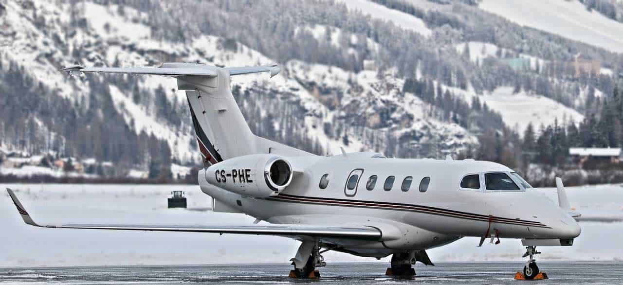 Aviones privados