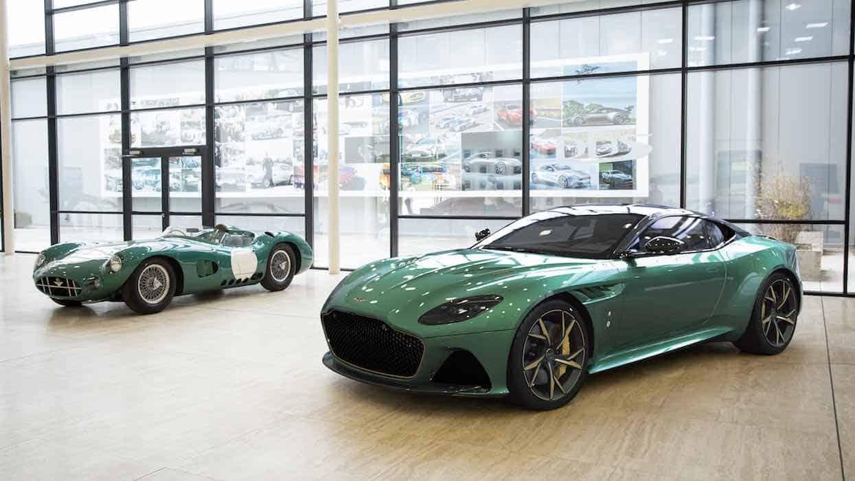 Aston Martin DBS 59 Coupé