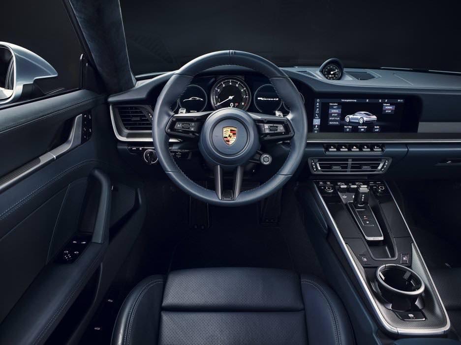 Porsche 911 Carrera S y Carrera 4S de 2020: El regreso de una leyenda