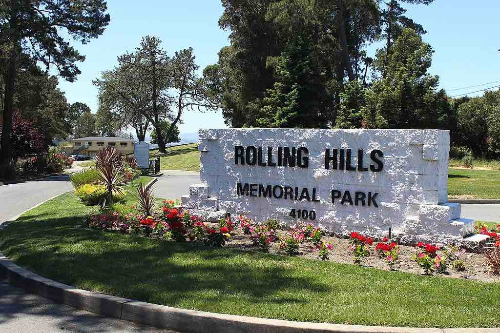 Rolling Hills, California - Código ZIP 90274