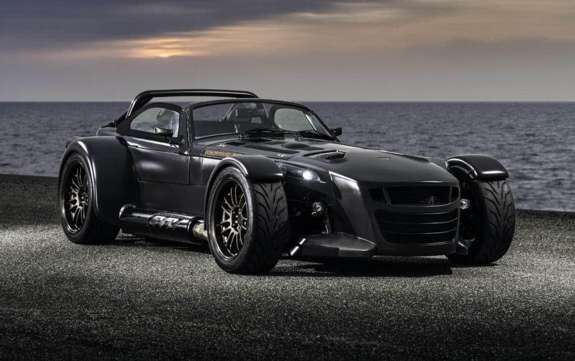 """Donkervoort presenta su nuevo deportivo: El """"D8 GTO Bare Naked Carbon Edition"""""""