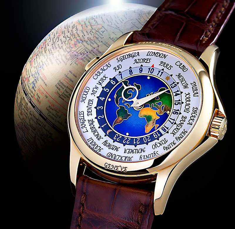 Reloj Patek Philippe World Time 5131R
