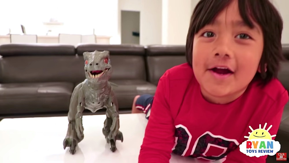 """Ryan"" de Ryan ToysReview"
