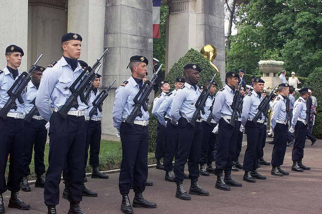 Soldados de Francia