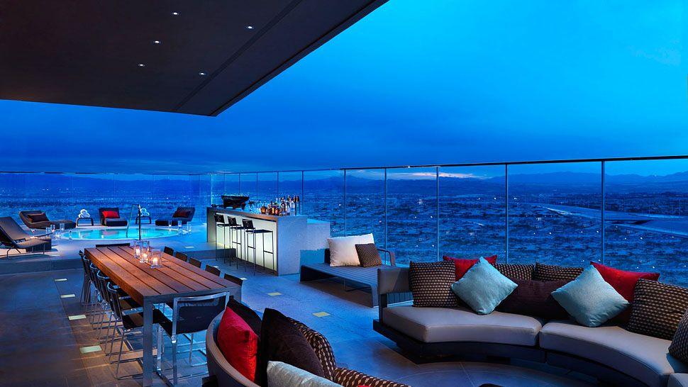 Red Rock Casino, Resort & Spa: El mejor y más lujoso mega casino hotel en Las Vegas