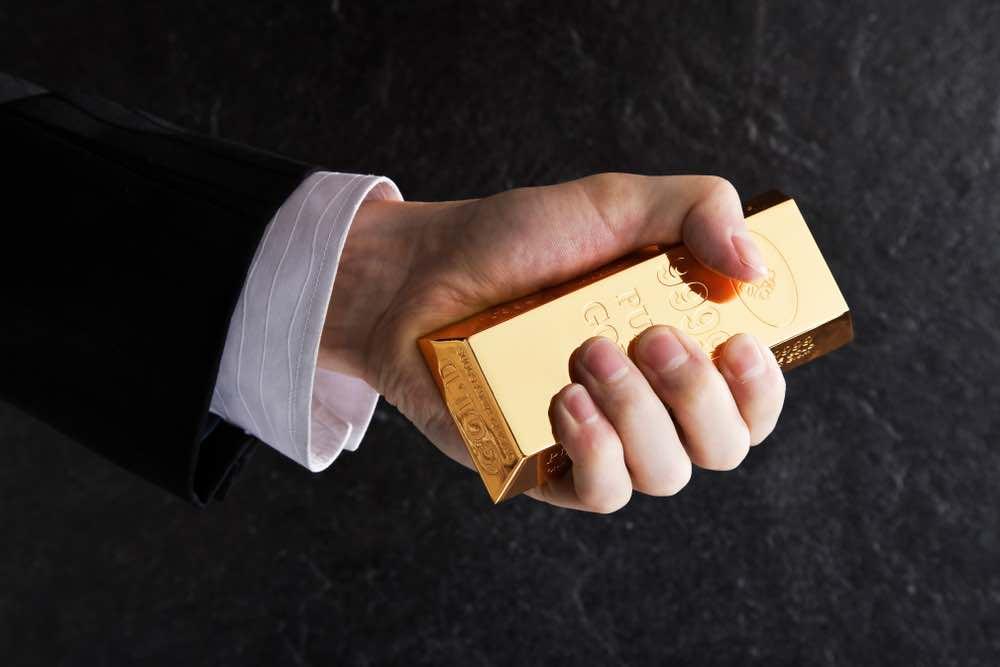 Lingote de oro
