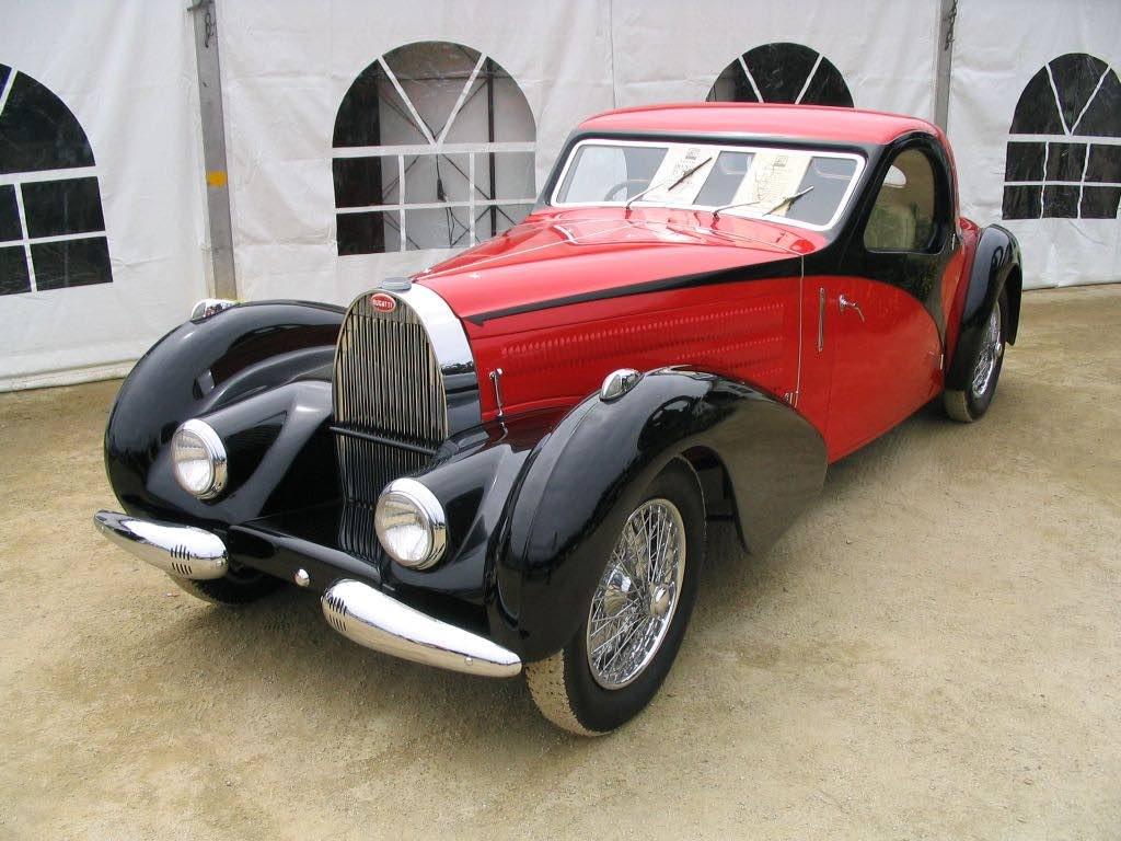 Bugatti Type 57 Atalante 936