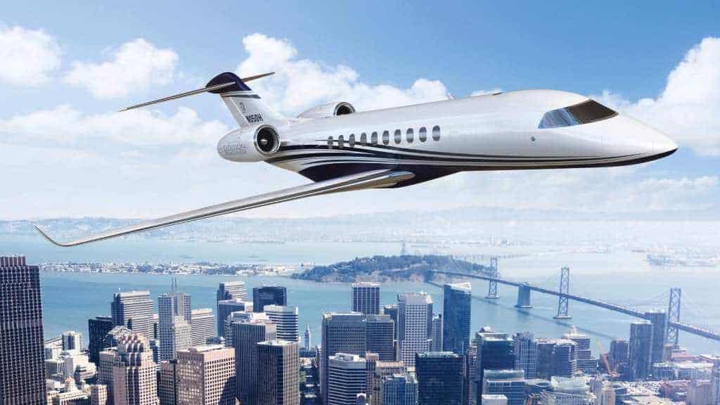 El nuevo avión de negocios Cessna Citation Hemisphere