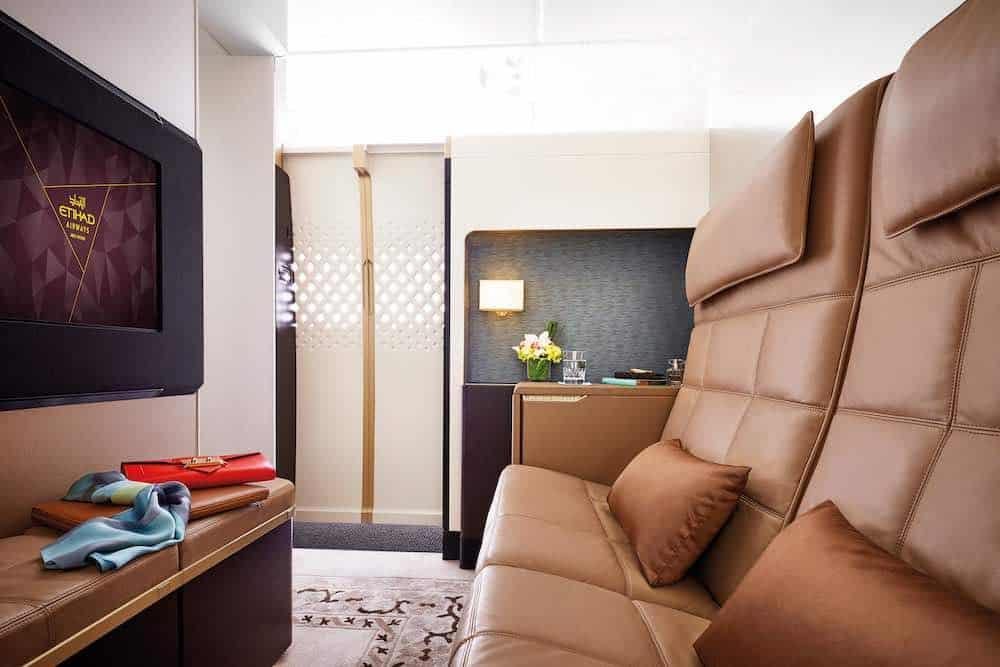 Etihad Airways traslada la experiencia de lujo y confort de un jet privado a sus enormes Airbus A380