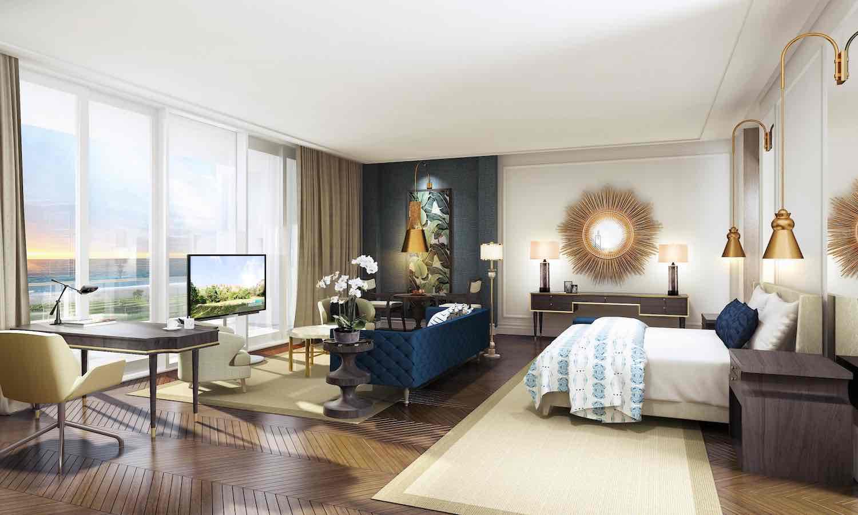 Mandarin Oriental Jumeira, Dubai abrirá a principio de 2019