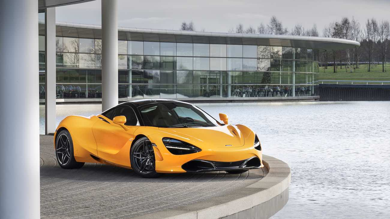 Solo tres de estos McLaren 720S ?Special Edition? serán fabricados (dos ya tienen dueños)