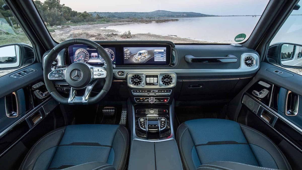 Mercedes-AMG G 63 2019, una mega bestial todoterreno SUV ¡que está en su propia clase!
