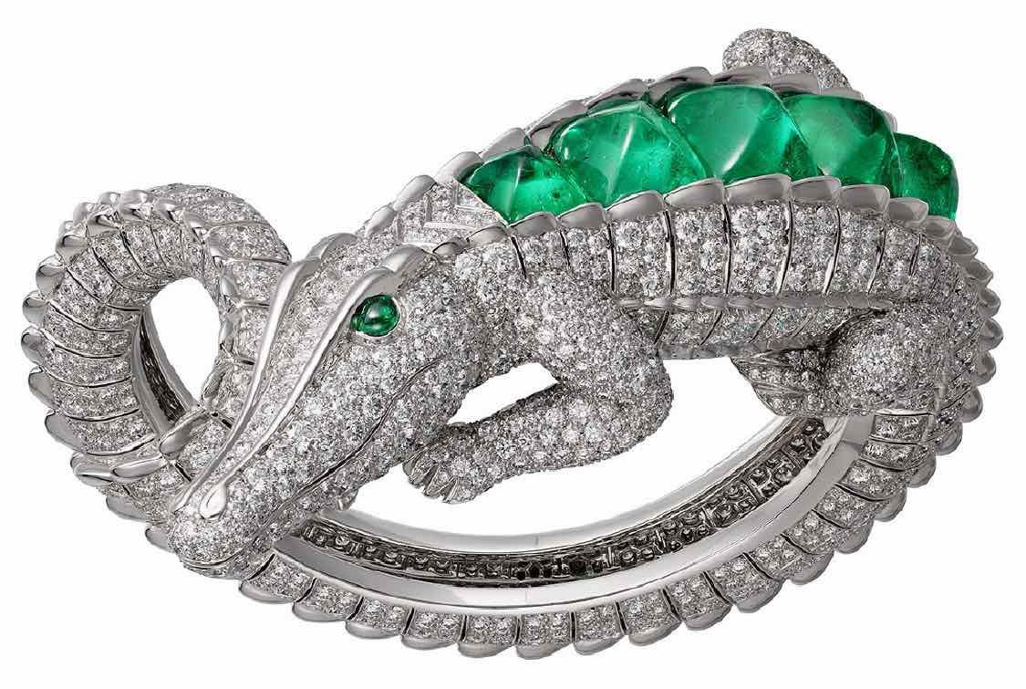 Cartier lanza una hermosa colección de joyas inspirada en María Félix