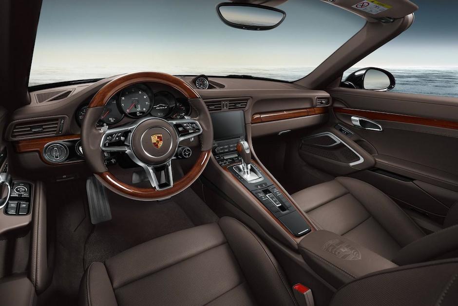 Porsche 911 Carrera Cabriolet S