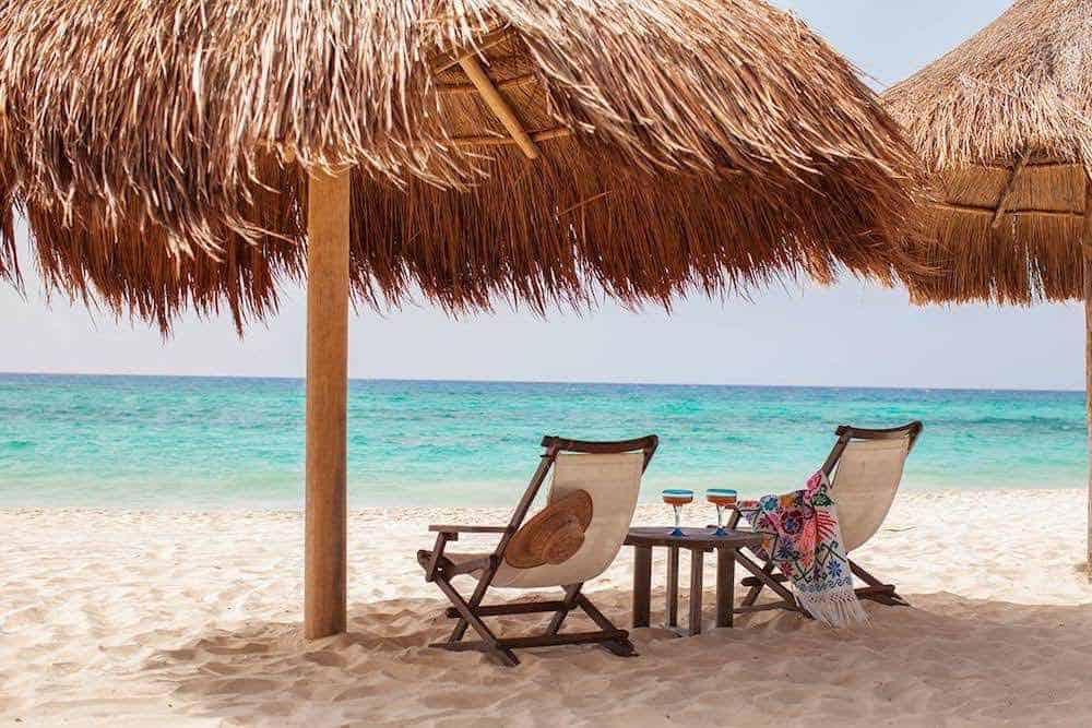 Mahekal Beach Resort, Playa del Carmen, México