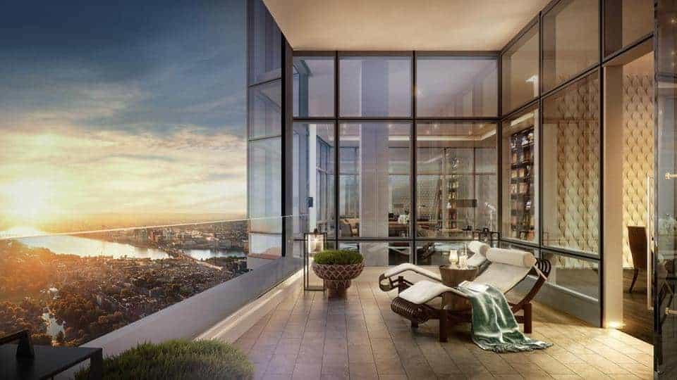 El fundador multimillonario de Dell Computer fue quién compró el ultra lujoso penthouse en la Millennium Tower, Boston por $11 millones