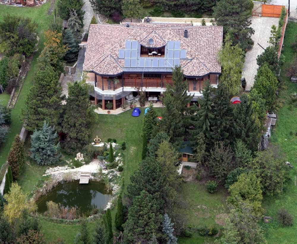 Casa de Angelina y Brad