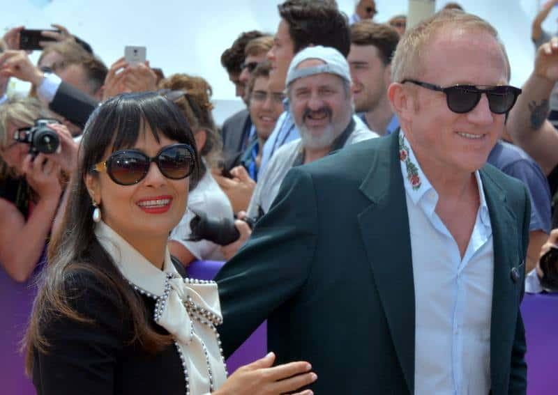 Salma Hayek, Amber Heard, Miranda Kerr y OTRAS 15 celebridades que han mantenido y mantienen romances con multimillonarios