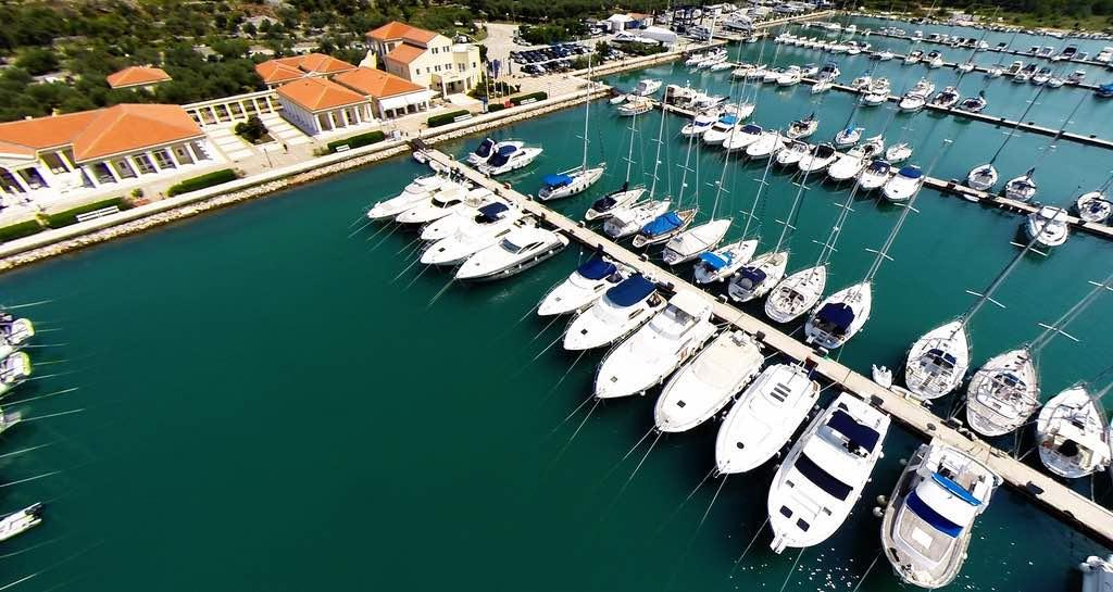 ACI Marina Split, Croacia
