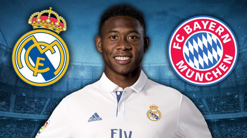 David Alaba Apparently Ready To Join Real Madrid, Instead Of Chelsea | Megasports