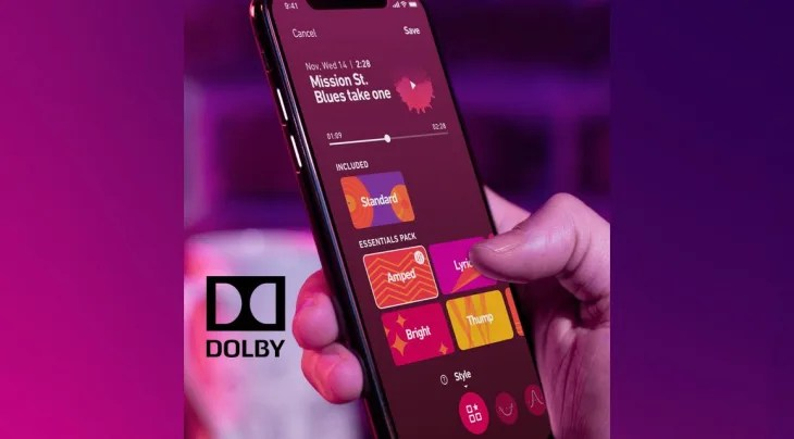 Dolby On