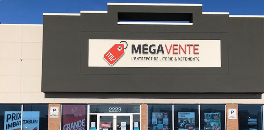 Mega Vente Saint-Laurent