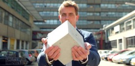 Микробиолог създаде самовъзстановяващ се бетон