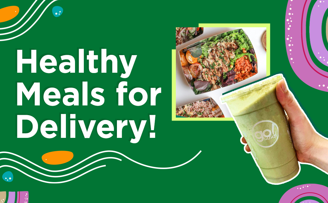 Healthy Meals at Megaworld Lifestyle Malls
