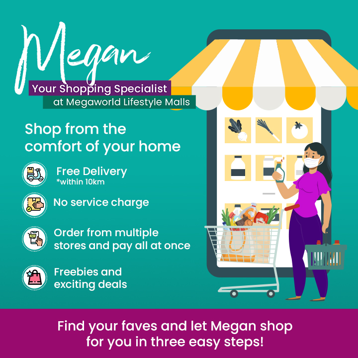 MEGAN relaunched last April 12 with exclusive perks and exciting new deals.