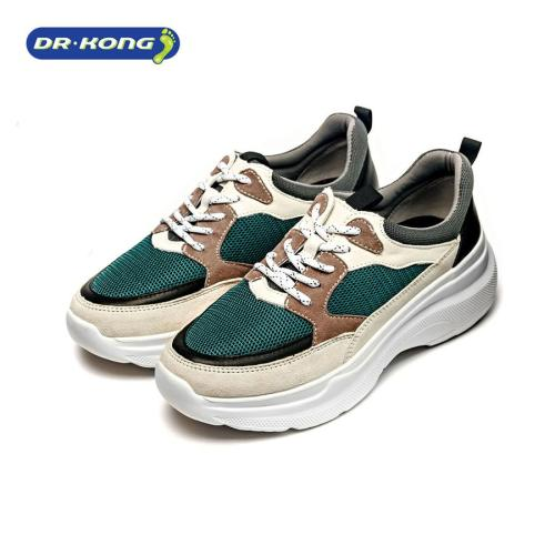 Dr. Kong's Casual Sneakers provides arch support, and soft padding for shock absorption and relieving foot pain.