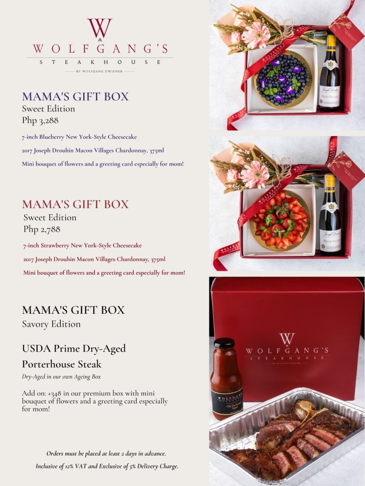 Mother's Day Specials: Mama's Gift Box