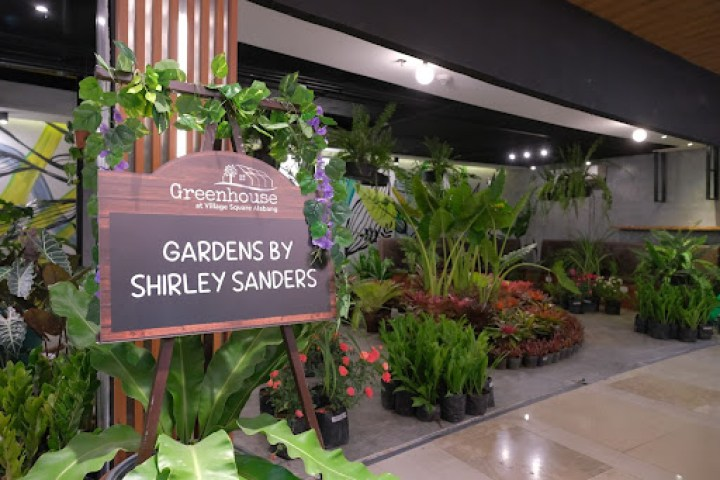 Gardens by Shirley Sanders (G/F) also offers topnotch landscaping services.