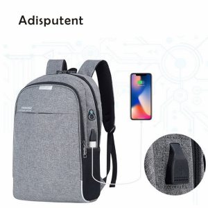 Laptop Backpack USB Charging 15.6 inch Anti Theft Women Men School Bags For Teenage Girls College Tr...