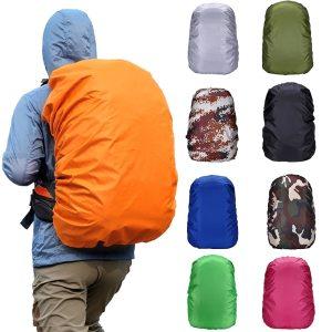 bolso hombre  mochilas   escolares para adolescentes Waterproof Backpack Cover Bag Camping Hiking Ou...