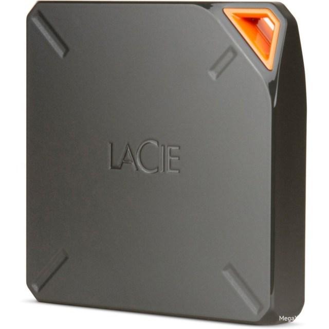 Внешний накопитель LaCie Fuel 1 Тб