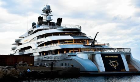 Mega Yacht Ocean Victory