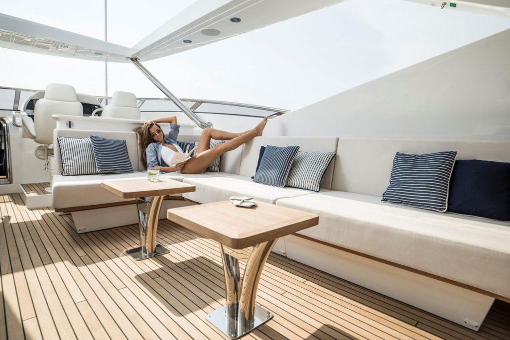 Sunseekeer 116 - Super Yacht