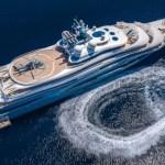 Flying Fox Super Yacht