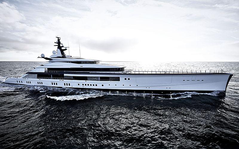 oceanco super yacht bravo eugenia