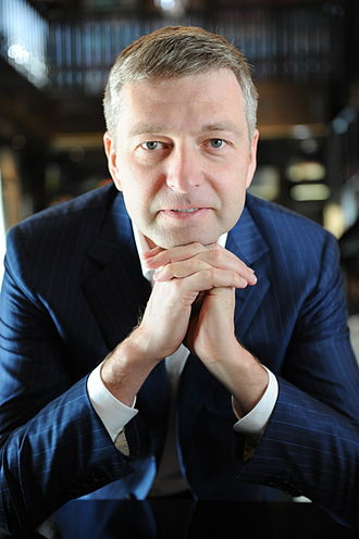 Luxury yacht Anna owner Dmitry Rybolovlev Owner of AS Monaco Russian businessman