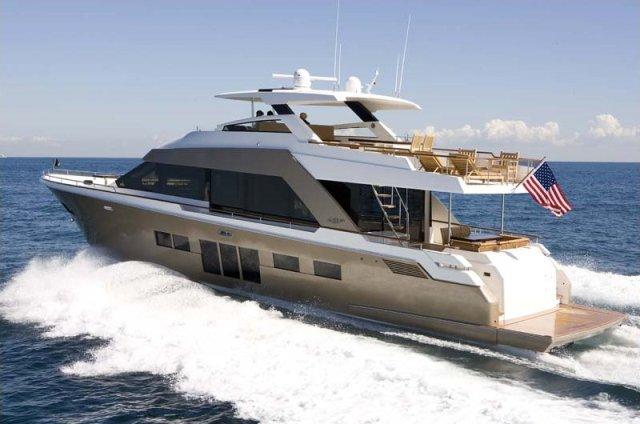 Lazzara Yachts Gains Investor Megayacht News