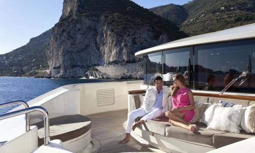 Megayacht News Onboard CRNs Azteca Megayacht News