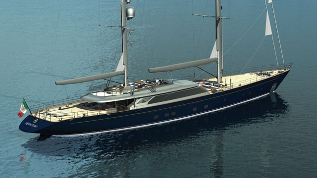 Perini Navi Group Archives Megayacht News