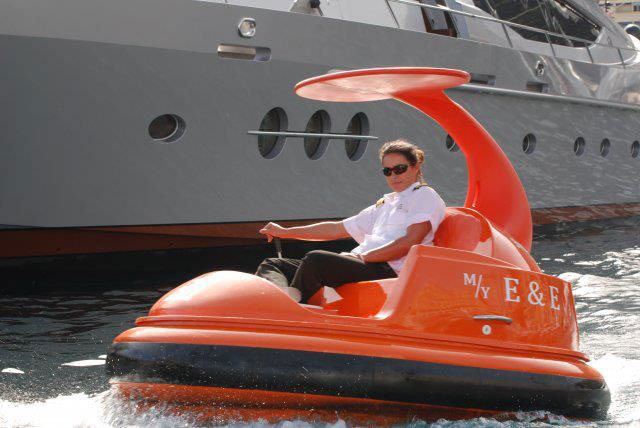 WaterBuggy Making Waves In Megayacht Market Megayacht News