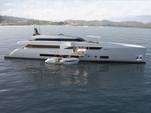 Wider 150 Interior Unveiled Megayacht News