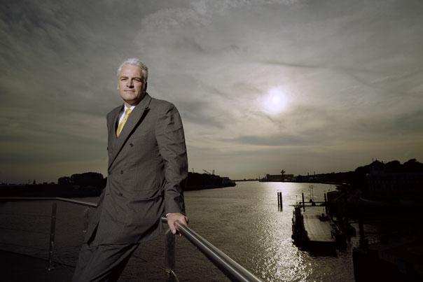 Megayacht News Leadership Series Peter Lrssen Lrssen