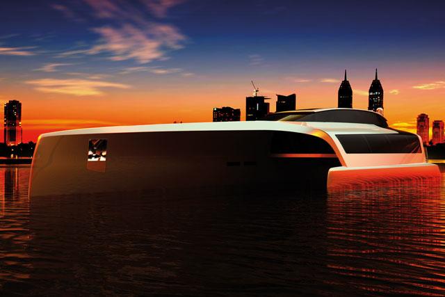Sunreef Yachts 2 New Megayachts 165 Ultimate And 210 Power Trimaran Megayacht News