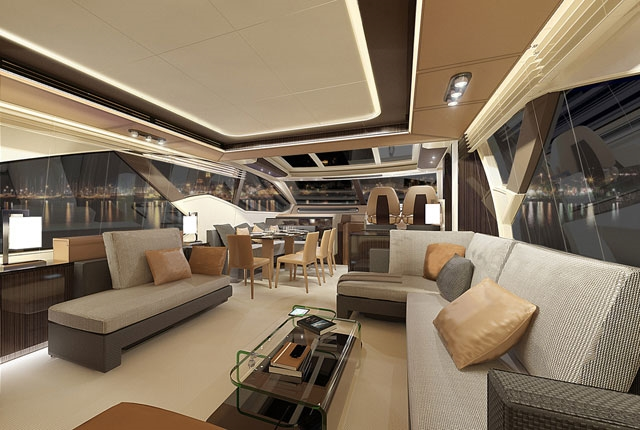 Azimut 77S Coming For Cannes Show Megayacht News