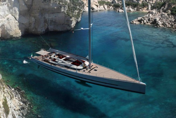 Admiral Sail Wave 38 2nd Sailing Yacht for Builder